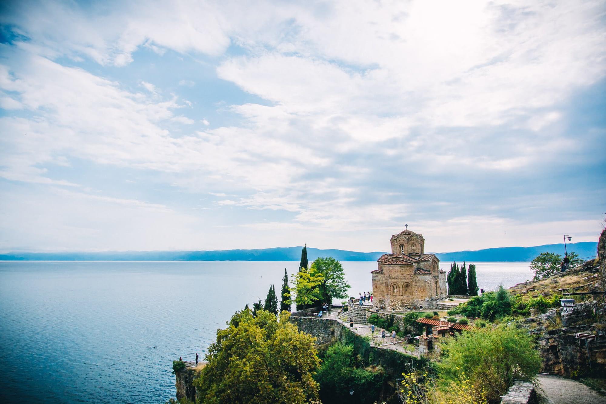 Ohrid, Makedonija